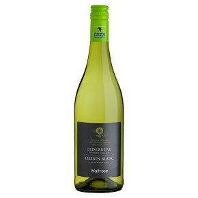 Waitrose Cederberg, Chenin Blanc, South African, White Wine