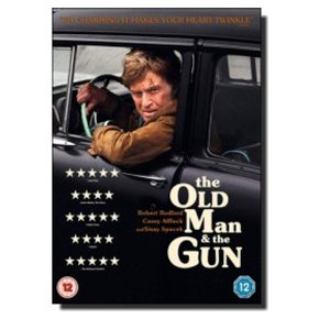 DVD The Old Man & the Gun