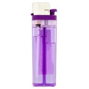 Transparent lighter