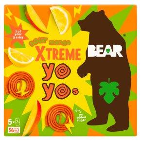 Bear Super Sour YoYos Mango & Apple
