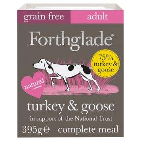 Forthglade Gourmet Christmas Edition Turkey & Goose