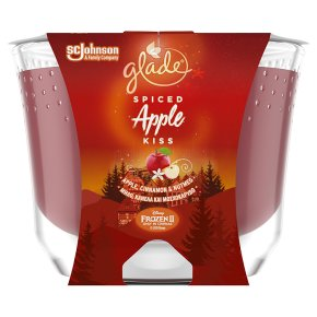 Glade Candle Spiced Apple Kiss