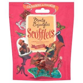 Monty Bojangles Caramel Cookie Scofflets