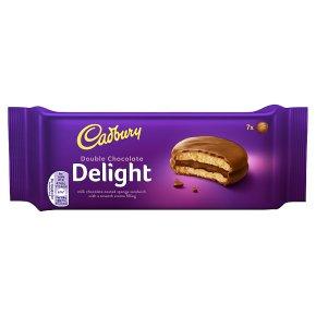 Cadbury Double Chocolate Delight