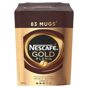 NESCAFE GOLD BLEND Refill Instant Coffee 150g