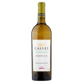 Calvet Reserve, Sauvignon Blanc, French, White Wine