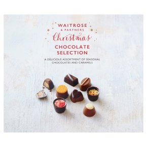 Waitrose Christmas Chocolate Selection