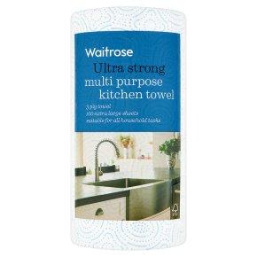 Waitrose Ultra Strong Multi Purpose Cloth