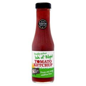 Tomato Stall Isle of Wight tomato sauce