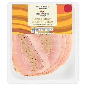 Waitrose Honey Roast Wiltshire Ham