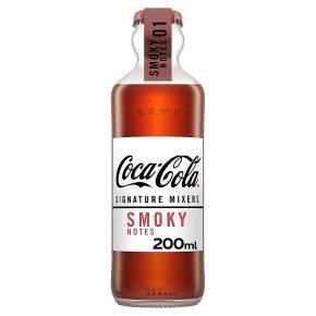 Coca-Cola Signature Mixers Smoky Notes