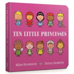 Ten Little Princesses Mick Brownlow