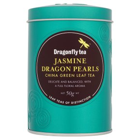 Dragonfly jasmine dragon pearl green China tea