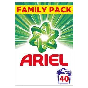 Ariel Powder Bio 40 washes