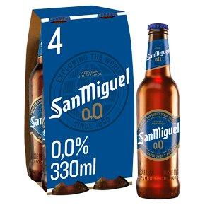 San Miguel 0,0% Alcohol