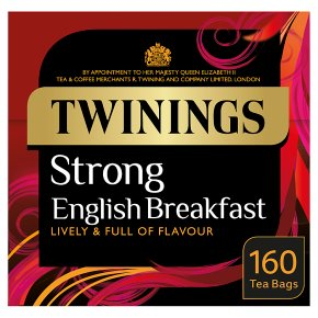 Twinings English Strong Breakfast 160s