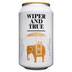 Wiper and True Quintet