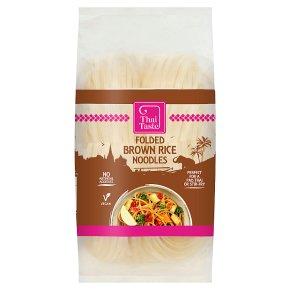Thai Taste Folded Brown Rice Noodles