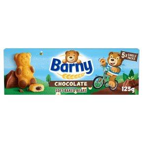Barny Sponge Bears Chocolate