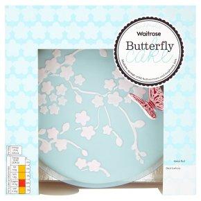 Fantastic Waitrose Butterfly Cake Waitrose Partners Funny Birthday Cards Online Inifofree Goldxyz