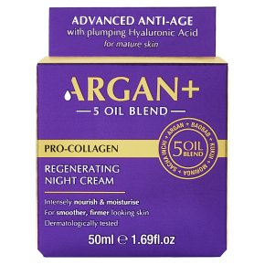 Argan+ Pro-Collagen Night Cream