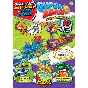 Superzings Official Mgazine