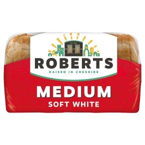 Roberts Bakery medium white sliced bread