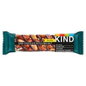Kind Nuts & Spices Dark Chocolate Nuts& Sea Salt Bar