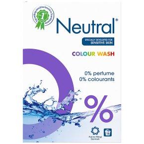 Neutral Sensitive Skin Colour Wash Powder