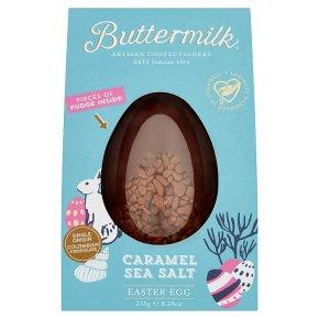 Buttermilk Caramel Sea Salt Egg