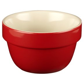 Waitrose Cooking red ramekin