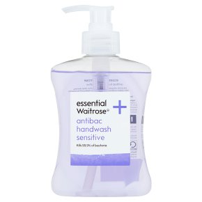 Essential Sensitive Handwash