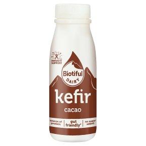 Bio-tiful Cacao Kefir Smoothie