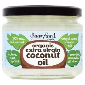 The Groovy Food Extra Virgin Coconut Oil