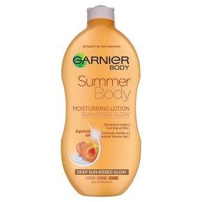 Garnier Summer Body Deep Lotion