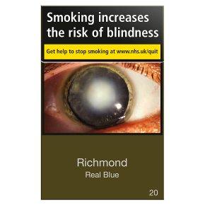 Richmond Real Blue KS