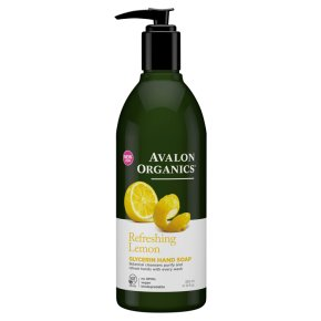 Avalon Organics Lemon Hand Soap