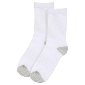 Waitrose 2pk Sport socks size 9-12