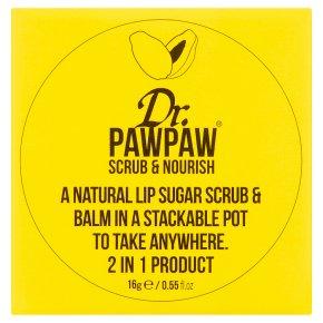 Dr PawPaw Lip Scrub