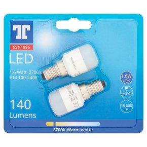 GE LED 1.6W SES