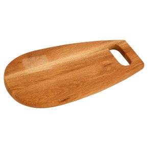 Waitrose 35cm handle chopping board