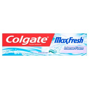 Colgate Max Fresh Foam Toothpaste