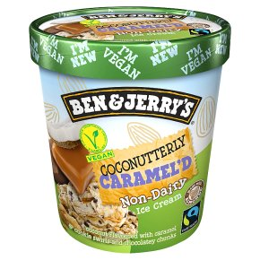Ben & Jerry's Coconutterly Caramel