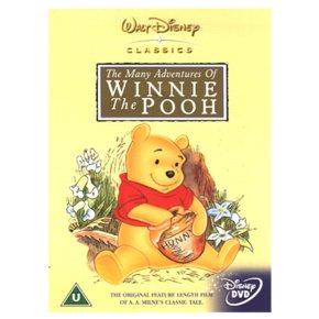 Many Adventures Of Winnie