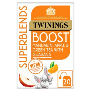 Twinings SuperBlends Boost 20s