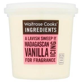 Cooks' Ingredients Vanilla Icing