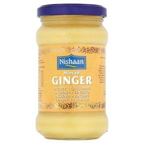 Nishaan minced ginger