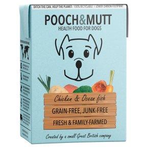 Pooch & Mutt Chicken & Ocean Fish