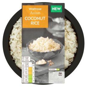 Waitrose Asian Coconut Rice