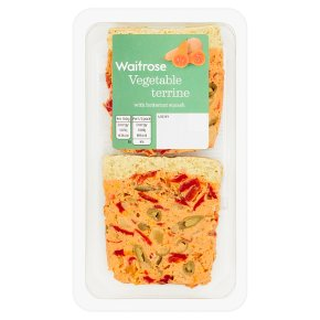 Waitrose Vegetable Terrine with Butternut Squash